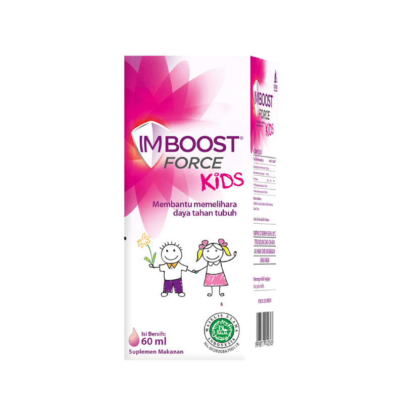 Imboost Force Kids Syrup 60ml