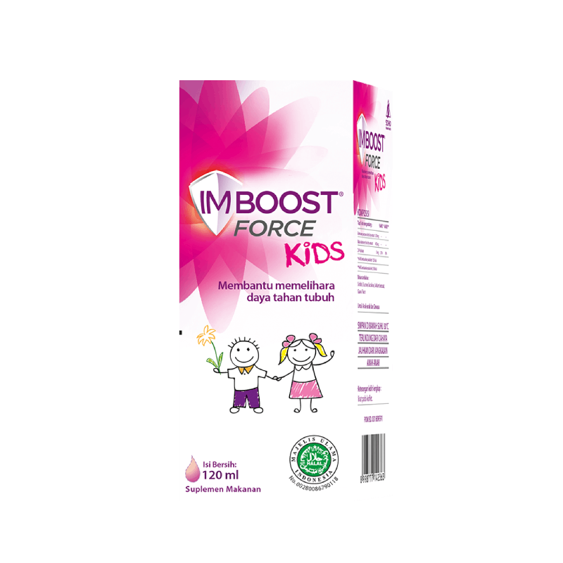 Imboost Force Kids Syrup 120ml